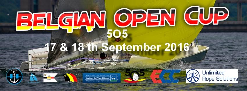 Belgian Open Cup 2016